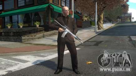 M4A1 NYPD Carry Handle pour GTA 4