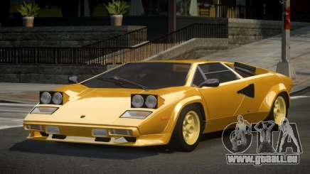 Lamborghini Countach LP400 S 1978 pour GTA 4