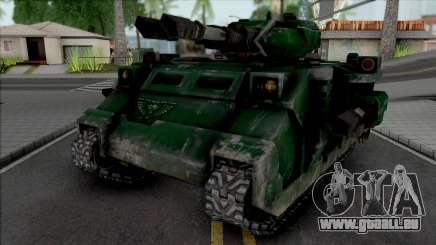 Dark Angels Predator Annihilator für GTA San Andreas