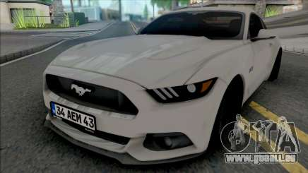 Ford Mustang 5.0 Fastback für GTA San Andreas