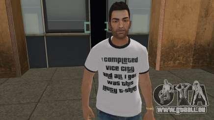 Tommy Vercetti HD (T-shirt) pour GTA Vice City