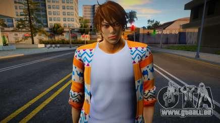 Shin Casual Tekken (Casual boy) pour GTA San Andreas