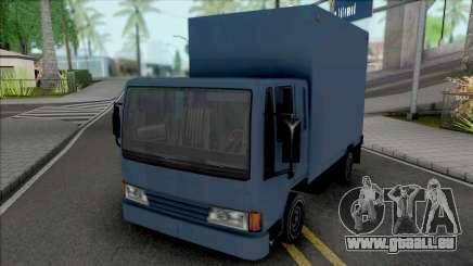 Mule Tipo Cava Transportista pour GTA San Andreas