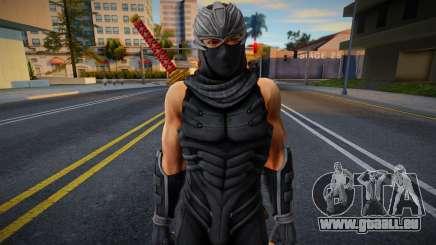 Dead Or Alive 5 - Ryu Hayabusa (Costume 1) v1 für GTA San Andreas