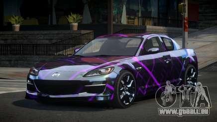 Mazda RX-8 Qz S8 für GTA 4