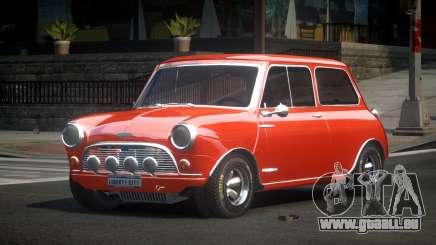 Mini Cooper Zq für GTA 4