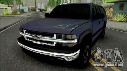 Chevrolet Suburban 2001 für GTA San Andreas