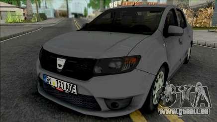 Dacia Logan Mk2 2013 pour GTA San Andreas