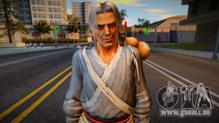 Dead Or Alive 5 - Brad Wong (Costume 1) v1 für GTA San Andreas