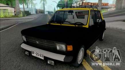 Zastava 1100 Comfort Chilean Taxi pour GTA San Andreas