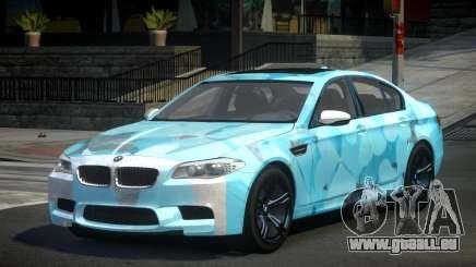 BMW M5 U-Style S7 pour GTA 4