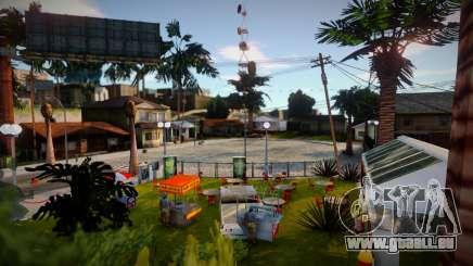 Grove Street new für GTA San Andreas
