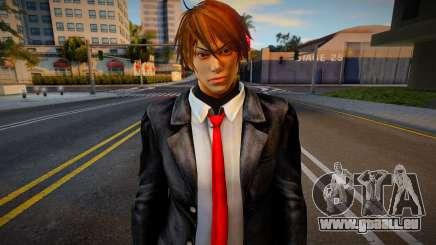 Shin Casual Tekken (DOA) pour GTA San Andreas