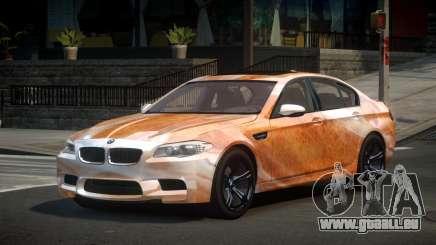 BMW M5 U-Style S9 pour GTA 4