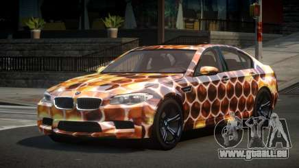 BMW M5 U-Style S4 pour GTA 4
