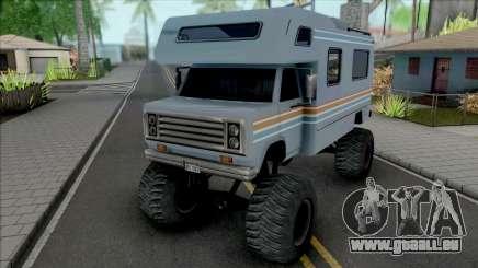 Monster Journey für GTA San Andreas