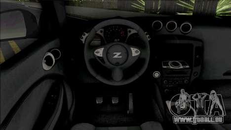 Nissan 370Z Nismo Autech (MRT) pour GTA San Andreas