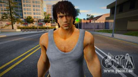 Miguel New Clothing 1 pour GTA San Andreas