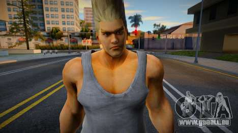 Paul New Clothing 1 pour GTA San Andreas