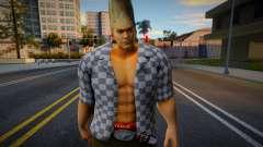 Paul Gangstar 5 pour GTA San Andreas