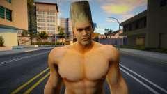 Paul Gangstar pour GTA San Andreas