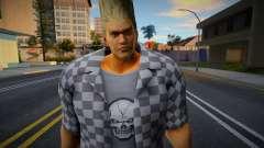 Paul Gangstar 1 pour GTA San Andreas