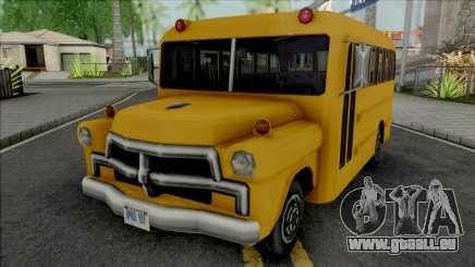 Walton Bus pour GTA San Andreas