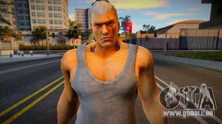 Bryan New Clothing pour GTA San Andreas