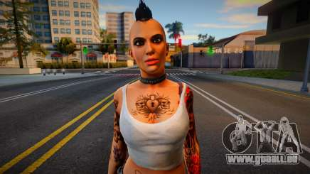 Angel from Dead Rising pour GTA San Andreas
