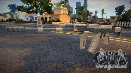 KF2s AK-12 - Tactical pour GTA San Andreas