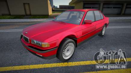 BMW e38 750I (RWmods) für GTA San Andreas