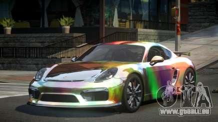 Porsche Cayman Qz S1 pour GTA 4