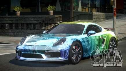 Porsche Cayman Qz S2 pour GTA 4