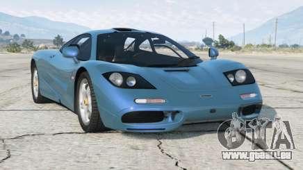 McLaren F1 1993〡add-on v1.2 pour GTA 5