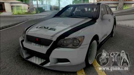 Lexus IS300 (MRT) für GTA San Andreas