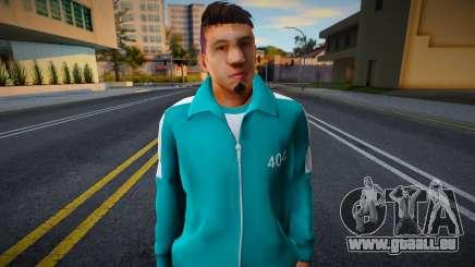 New Wmybmx Casual Squid Game N404 für GTA San Andreas